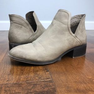 Madden Girl Cut Out Booties
